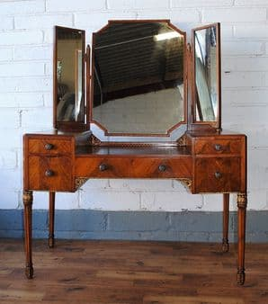 Antique dressing table - SOLD