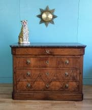 Antique French commode o SOLD