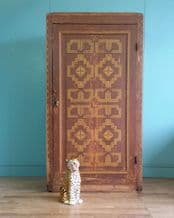Antique French pine cupboard - SOLD