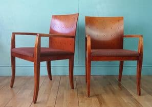 Californian dining chairs x4 - SOLD