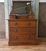 English arts & crafts chest - SOLD