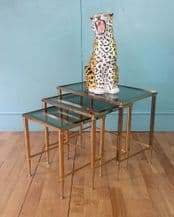 French  nest of tables - SOLD