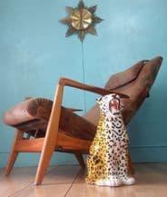 Gimson Slater recliner lounge chair
