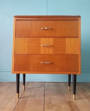 Mid century chest of drawers -SOLD