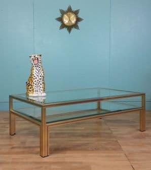 Pierre Vandel coffee table - SOLD