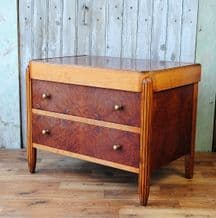 Vintage French chest of drawers - SOLD