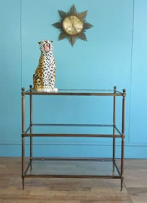 Vintage French etagere - SOLD