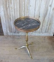 Vintage French side table - SOLD