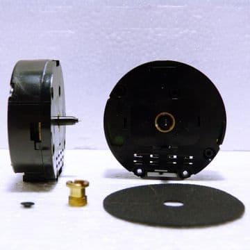 10mm microshaft Round UTS carriage clock movement.