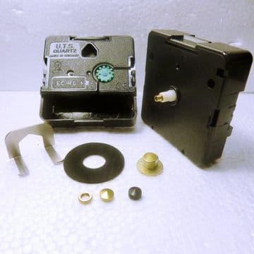 11mm shaft UTS high torque euroshaft clock movement.
