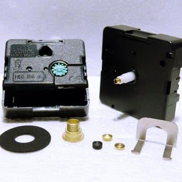 16mm shaft UTS high torque euroshaft clock movement.