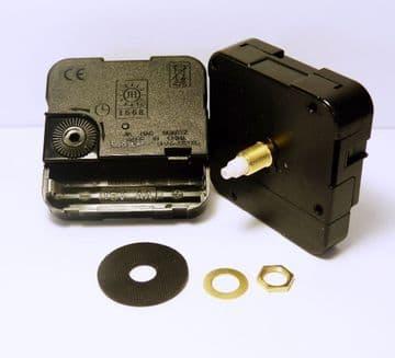 17mm Roundshaft High Torque Clock Movement Hr 5.5mm Min 3.6mm
