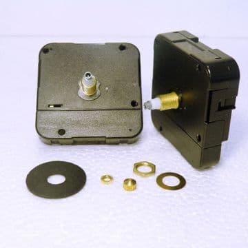 17mm shaft high torque eyeshaft clock movement.