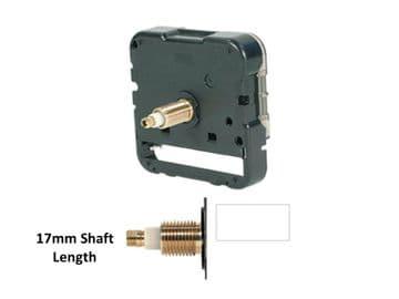 17mm shaft Seiko (SKP) hi-torque sweep euroshaft movement