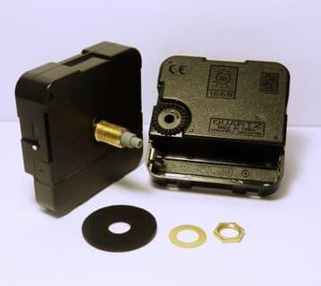 20mm Roundshaft High Torque Clock Movement Hr 5.5mm Min 3.6mm