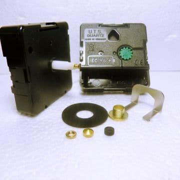 20mm shaft UTS high torque euroshaft clock movement.