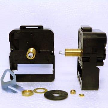 25mm shaft Takane high torque 'C' cell clock movement