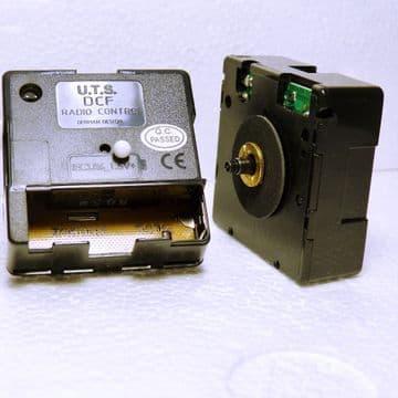 Radio Controlled UTS movement, 11mm shaft