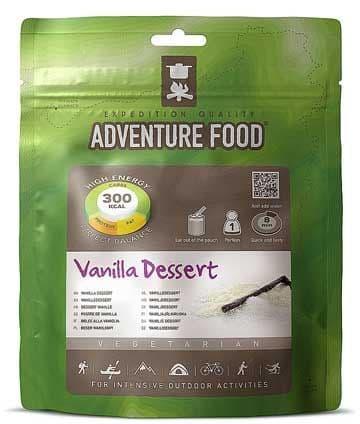 Advenutre Foods Dessert Vanilla