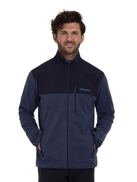 Berghaus Mens Kyberg Fleece Jacket