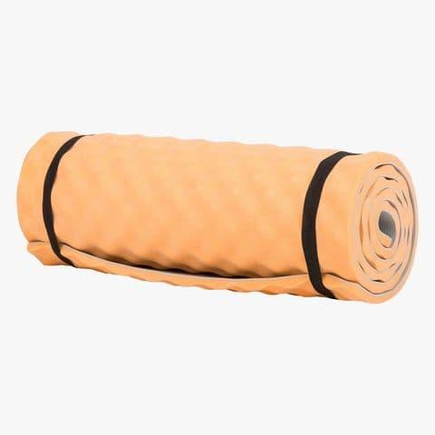 Highlander Comfort Camping Mat - Orange
