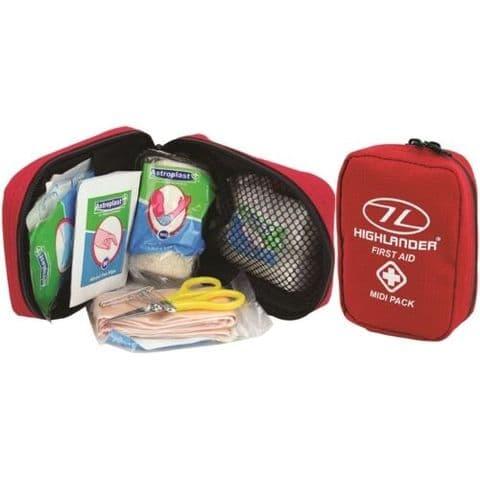 Highlander First Aid Midi Pack