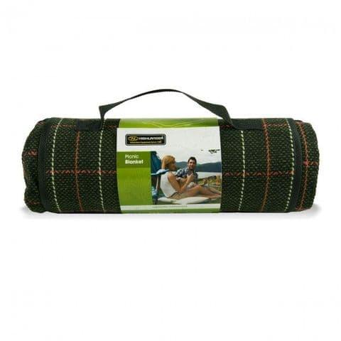 Highlander - Picnic Blanket - Carry Handle