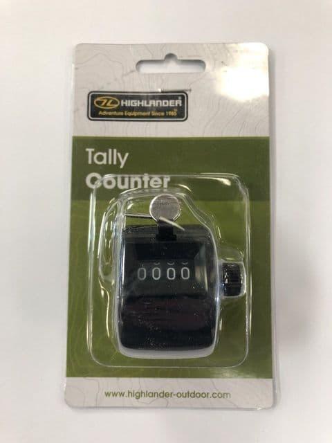 Highlander Tally counter