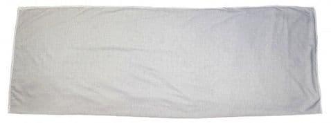Highlander YHA Youth Hostel Sleeping Bag Liner - Polycotton - White