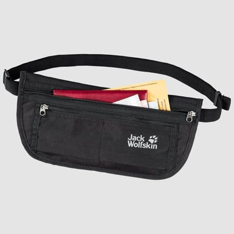 Jack Wolfskin DeLuxe Document Belt