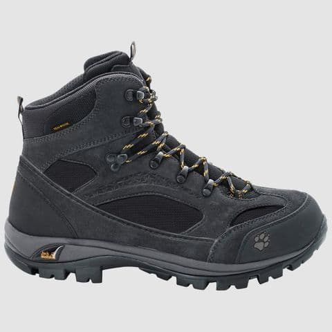 Jack Wolfskin Mens All Terrain 8 Boot   / Waterproof - Phantom