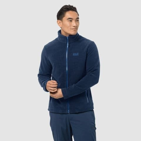 Jack Wolfskin Midnight Moon Men Fleece Jacket