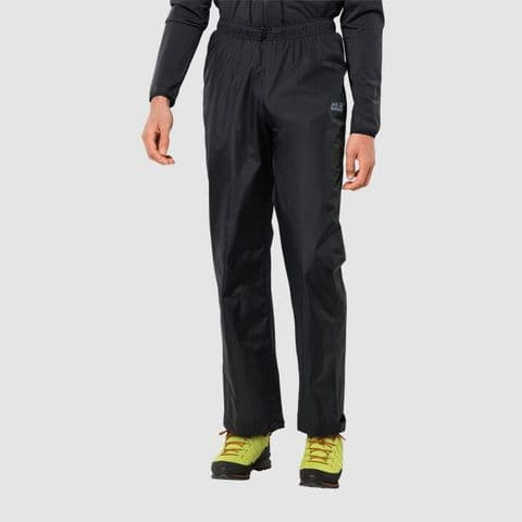 Jack Wolfskin Rainy Day Pants Unisex Waterproof Over Trousers