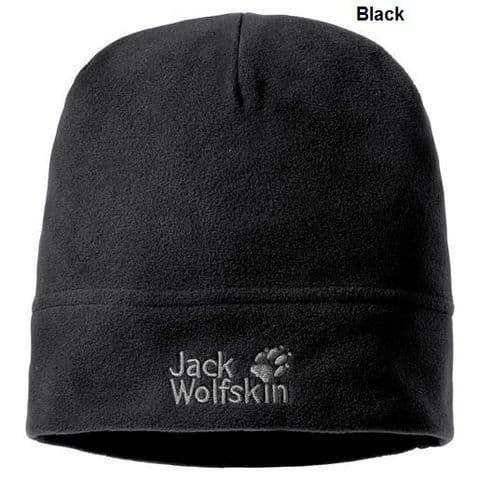 Jack Wolfskin Unisex Real Stuff Fleece beanie - Warm - Lightweight