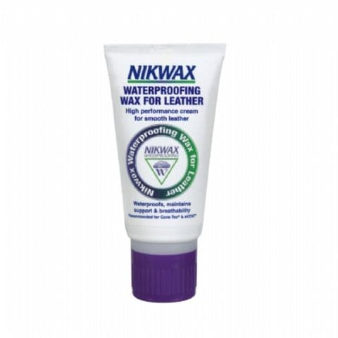 Nikwax Waterproofing Wax For Leather - 2 Sizes