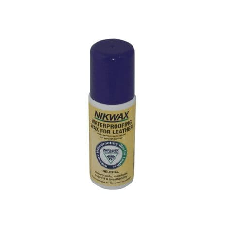 Nikwax Waterproofing Wax For Leather - Sponge On