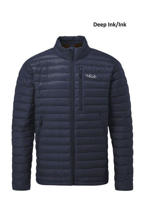 Rab Mens Microlight Jacket - Warm, Lightweight, Quick Dry, Down