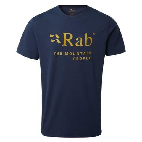Rab Mens Stance Mountain Short Sleeve Tee