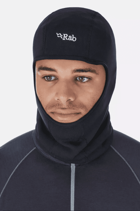 Rab Power Stretch Pro Balaclava - One Size, Black