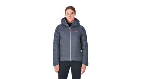 Rab Women's Valiance Down Waterproof Jacket