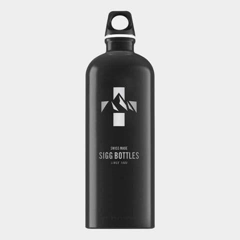 Sigg Mountain Traveller Aluminium Bottle 1L