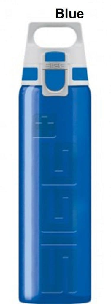 Sigg VIVA ONE - 0.75 Litres, Red/Blue/Anthracite