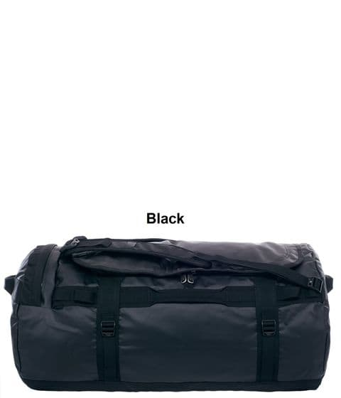 The North Face Base Camp Duffel Luggage Bag - Heavy Duty Travel Bag