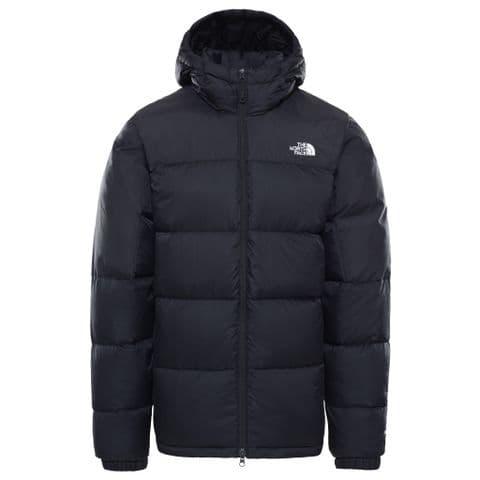 The North Face Mens Diablo Down Hoody Jacket Coat Puffer