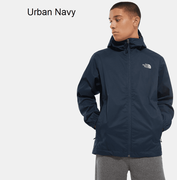 The North Face Mens Quest Waterproof Jacket