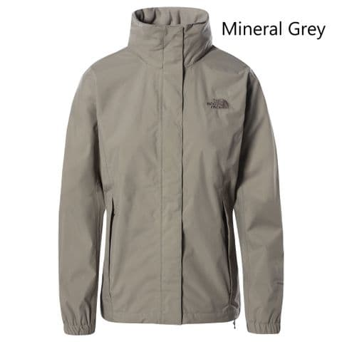 The North Face Resolve 2 Womens Waterproof Jacket