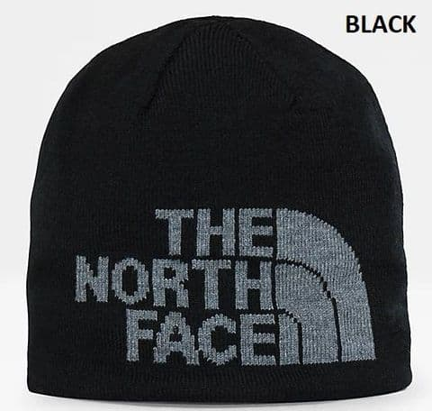 The North Face Unisex Highline Beanie - Reversible