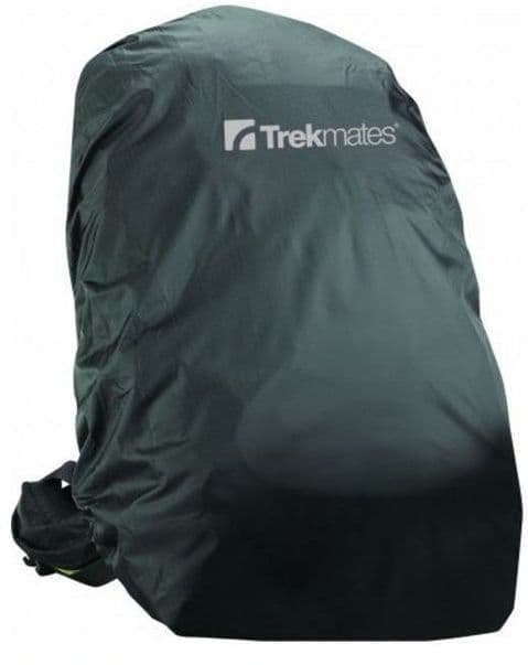 Trekmates Bag Raincover - 45 Litres, Compactable, Elasticated Drawcord