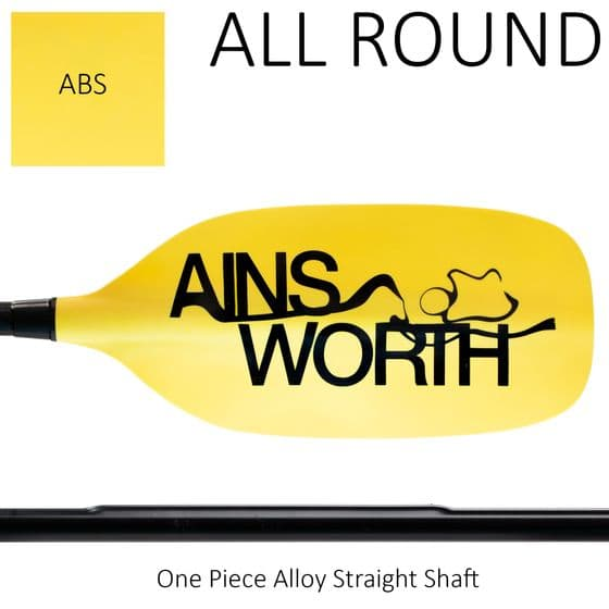 ALL ROUND (ABS) One Piece Alloy