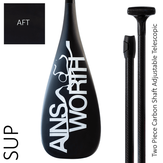 SUP (AFT) Two Piece Glass Telescopic